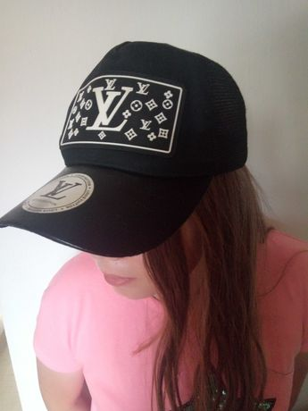 Czapka Louis Vuitton