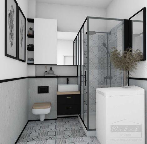 Projektowanie Wnętrz, projekt domu, mieszkania - Śląskie i okolice