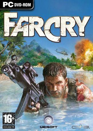 Far cry 1 PL PC pudełko