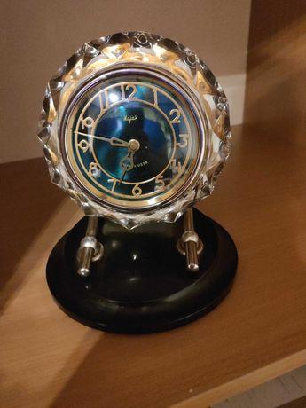 Zegar w krysztale ZSRR