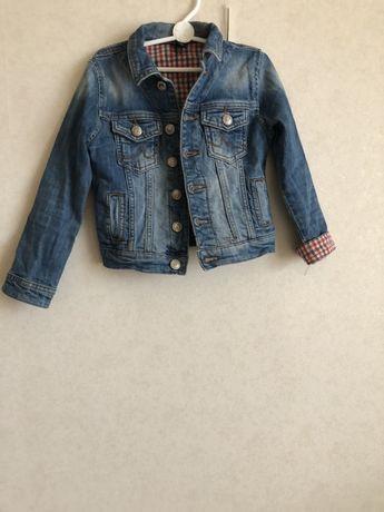 Детская джинсовая куртка LTB