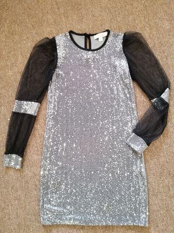 Платье для девочки рост 140 см