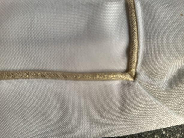 Obrus biały 140 x 180