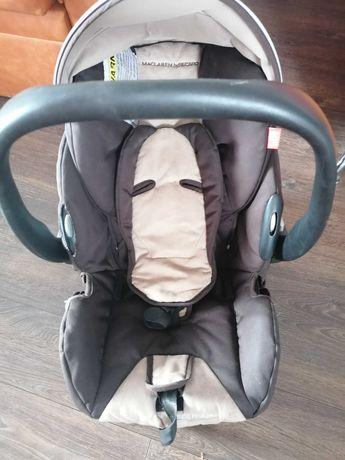 Recaro Fotelik samochodowy dla dzieci 0-13kg - z isofixem