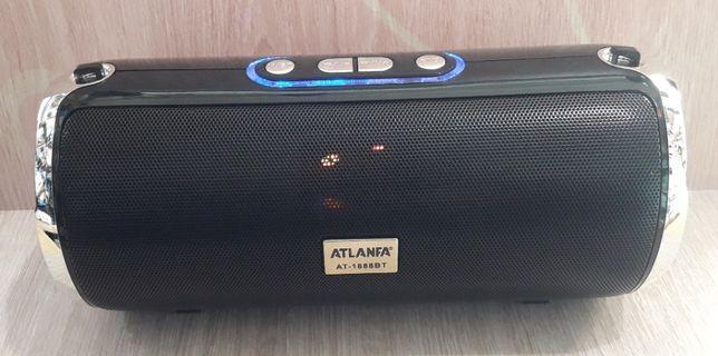мощная беспроводная акустическая система с Bluetooth Atlanfa AT-1888BT