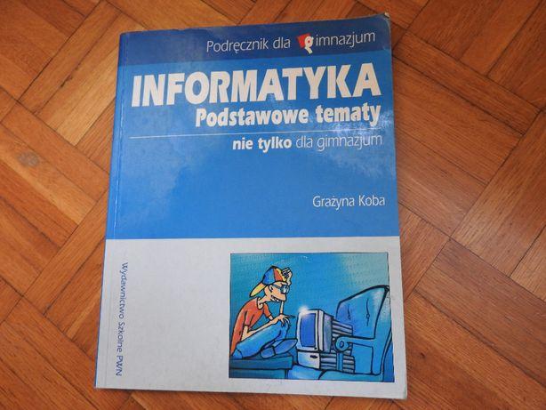 Informatyka podstawowe tematy PWN
