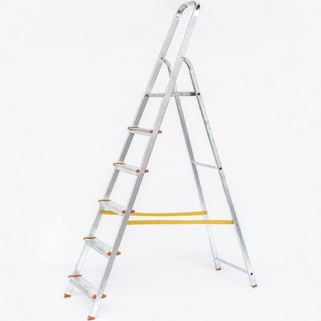 Vendo escadote 6 degraus STEPTREK