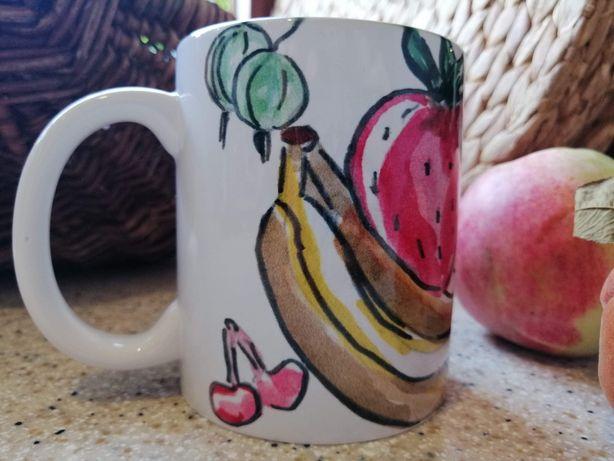 Kubek owocny artystyczny