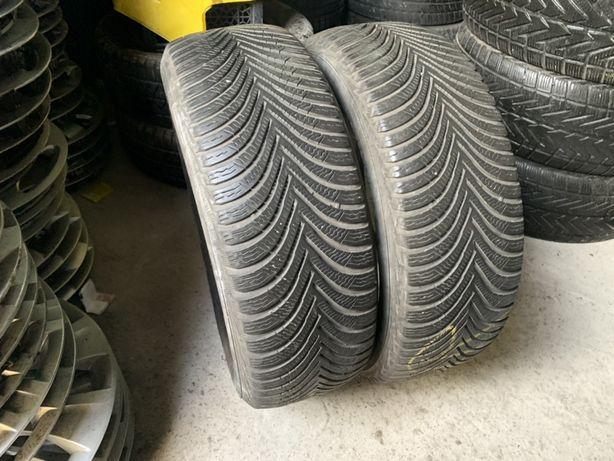 205/55 R16 Michelin Alpin A5 шины зимние бу