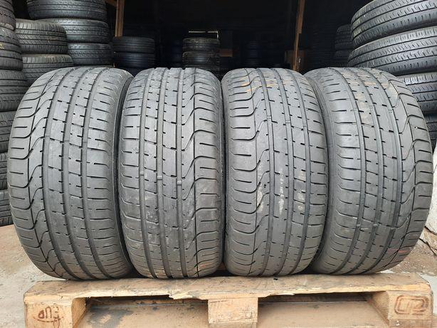 Літні шини 255/40 R19 Pirelli PZero 4шт. 7мм 6.4мм