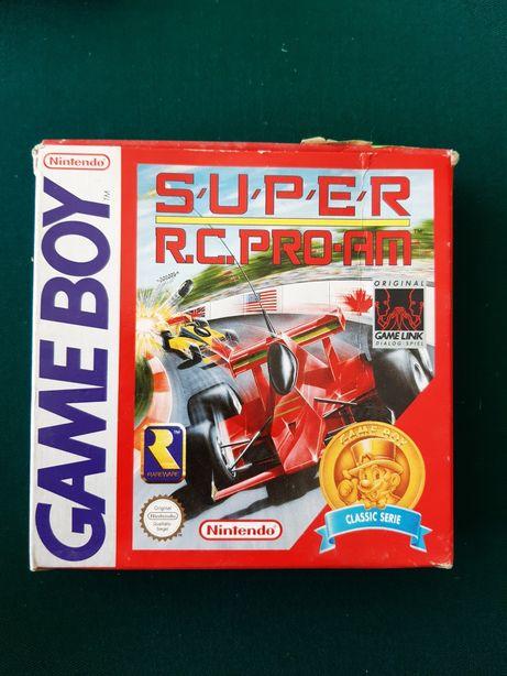 Jogo Game Boy Super R.C. PRO AM