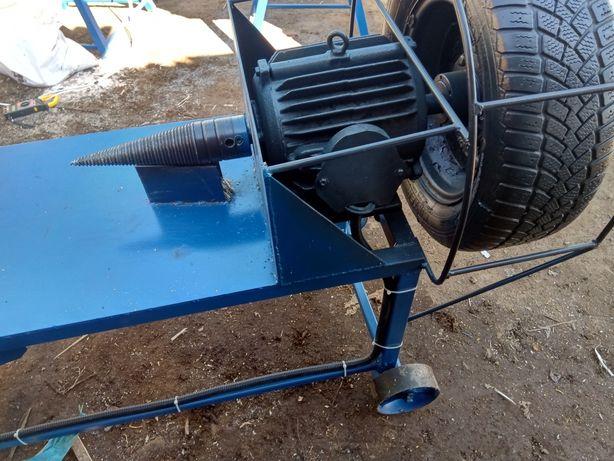 Дровокол самый мощный электродвигатель СССР 2.2-7.5кВт *220- 380вольт