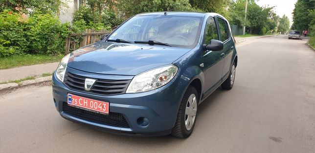 Dacia Sandero klimat