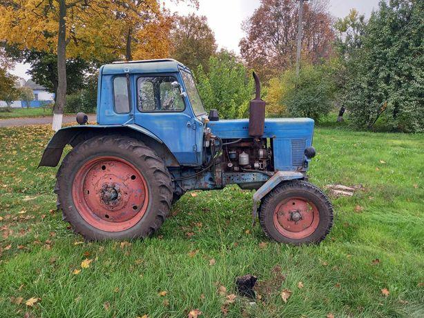 Трактор мтз 80 Жашковский р-н