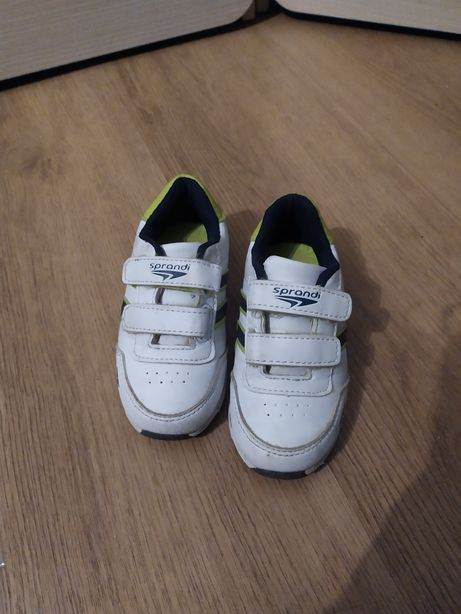 Buty chłopięce Sprandi