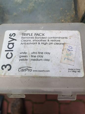 Glinka polerska CarPro