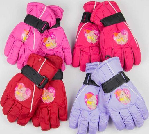 Перчатки непромокаемые,сенсорные 10-15 лет