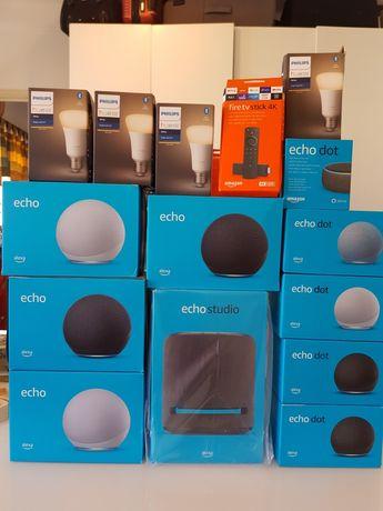 Echo Studio, alto-falante conectado com áudio de alta fidelidade e Ale