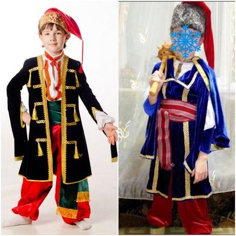 карнавальный костюм козака украинский костюм гетьман