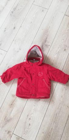 Продається куртка і пальто 68-74р.