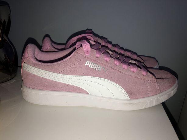 Buty puma różowe