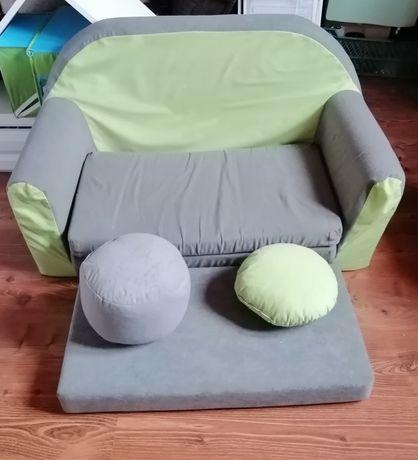 Kanapa sofa piankowa dla dziecka