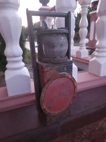 Железнодорожный фонарь симафор