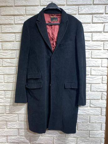 Пальто мужское Zara men большого размера б/у