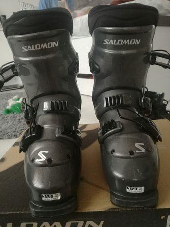Buty narciarskie Salomon, rozmiar 24,5
