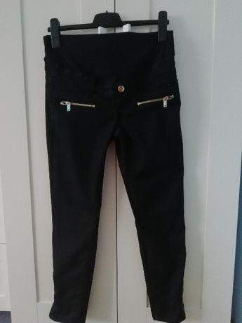 Jeansy ciążowe H&M 7/8 rozmiar 38