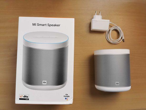 Coluna inteligente - Xiaomi Mi Smart Speaker (Google Assistant)