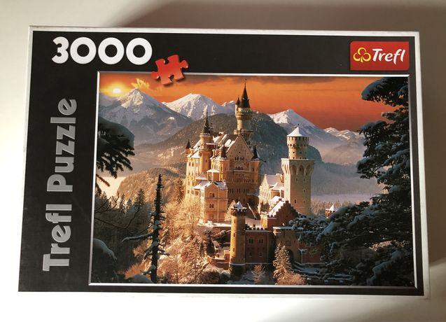 Puzzle trefl 3000