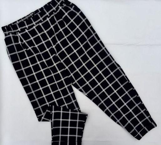 Стильные штаны,брюки в клетку
