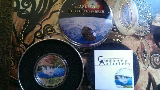 Moneta meteoryt Seymchan