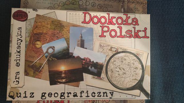 Gra dookoła Polski