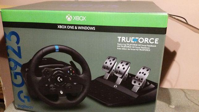 Kierownica do Forzy itp Logitech 923 - Xbox One / PC - Spektrum Zabrze