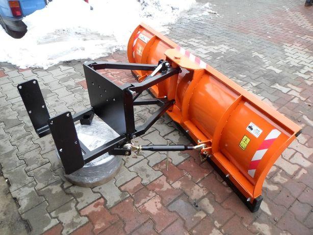 Kompletny Pług do śniegu - do ciągnika C330/C360 Prosto od Producenta