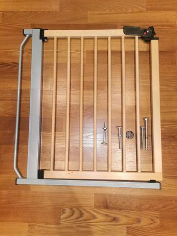 Bramka ochronna rozporowa zabezpieczającą 77 cm