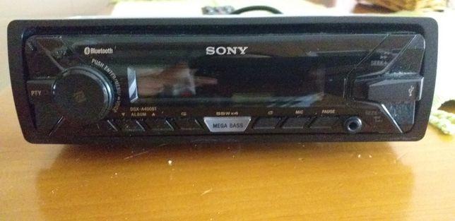 Auto radio Sony + estojo