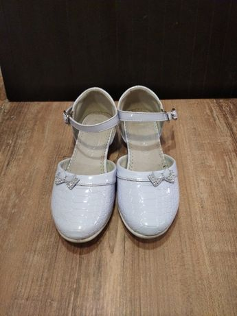 buty komunijne, dziewczynka r.31