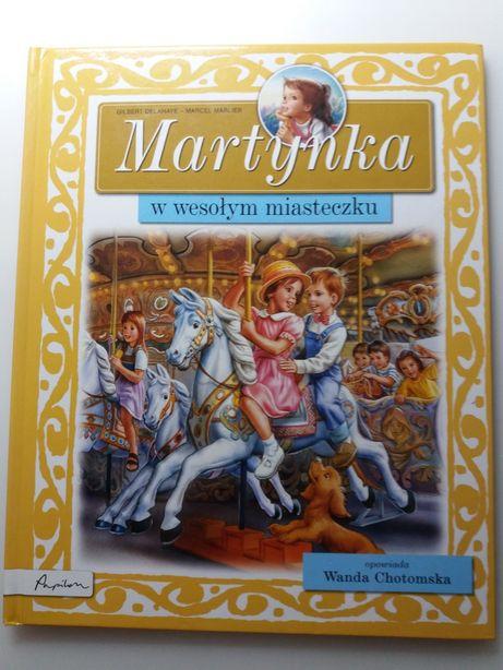 Martynka w wesolym miasteczku