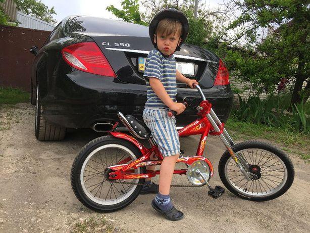 Коллекционный велосипед Schwinn Bike Chopper Red/Black 20 (Comanche)