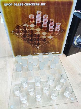 Подарок Алко игра Пьяные шашки настольная игра для взрослых
