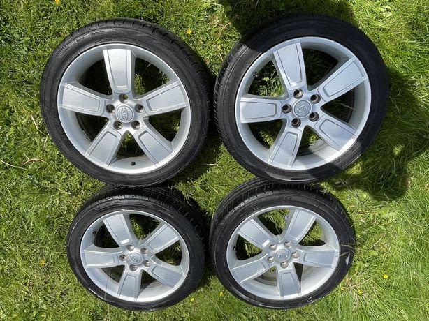 Kola 5x114R18 Kia,Nissan,Toyota,Mazda.Polecam