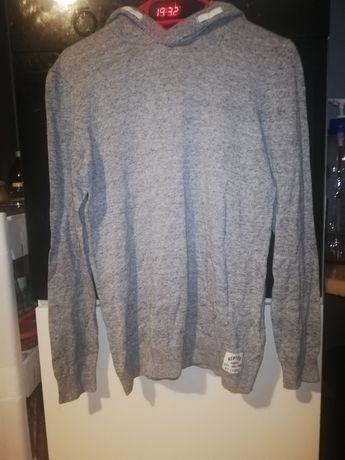 Sweter z kapturem dziecięcy