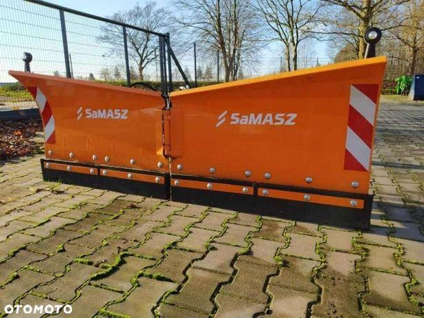 Samasz City 200  Pług odśnieżny Samasz City 200 2,0m