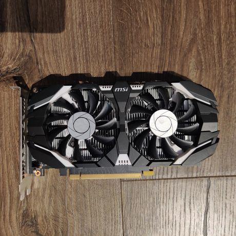 MSI GeForce GTX 1050Ti 4GT OC 4GB GDDR5