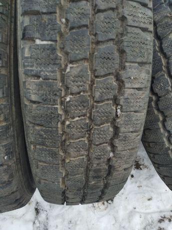 Продам колеса до ниви зимові