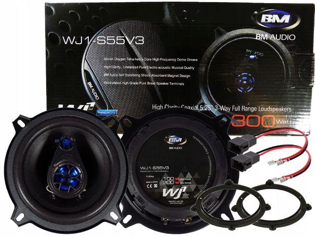 Автомобильная акустика Boschmann Audio WJ1-S55V3 13см 300W 3х-полосная
