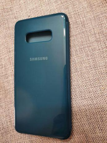 Oryg futerał etui Samsung Clear View Cover S10e G970